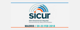 PERCo auf internationaler Messe SICUR in Madrid